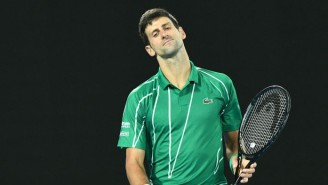 Novak Djokovic Tested Positive For COVID-19 After Partying, Hosting Tennis Tournament
