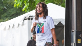 Earl Sweatshirt Thinks J. Cole's 'Snow On Tha Bluff' Is 'Corny'