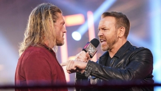 The Best And Worst Of WWE Raw 6/8/20: Christian Mingles