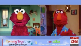 A Video Of Elmo Learning About The Black Lives Matter Protests Is Getting A Lot Of Love