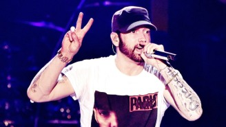 Eminem Drops His Video For 'Tone Deaf' As Young TikTok Users Look To Cancel Him Over Past Songs