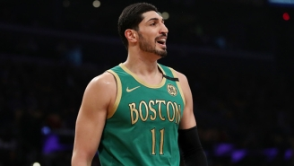 Report: Enes Kanter Will Return To The Blazers In A Three-Team Trade