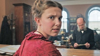 Millie Bobby Brown Is 'Sharp As A Tack' As Sherlock's Sister In Netflix's 'Enola Holmes' Teaser