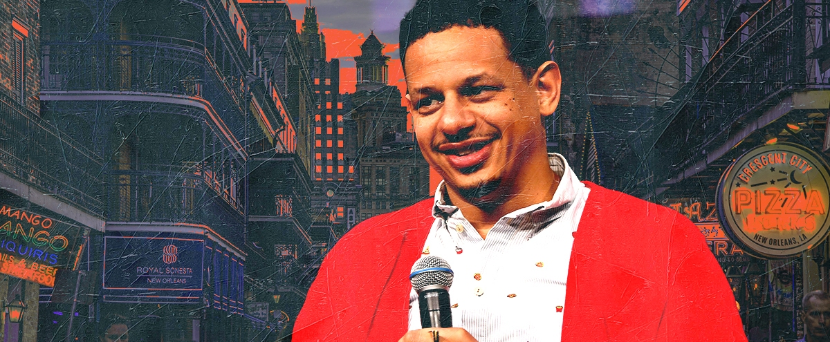 Eric Andre On His New Netflix Special, His Love For New Orleans, And Why 'It's A Terrifying Time To Be An American'