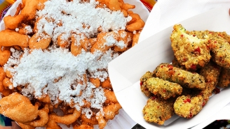 Minnesota State Fair Food Vendors Are Setting Up Pick Up Stops In Parking Lots