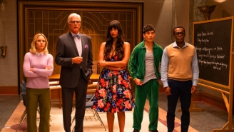 The Best Forking Episodes Of 'The Good Place,' Ranked