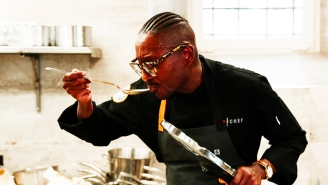 Chef Gregory Gourdet Talks 'Top Chef,' Playing Through Pain, And Restaurants During COVID