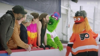 The 'Queer Eye' Fab Five Attempts To Give Gritty A Makeover In A Very Special Video
