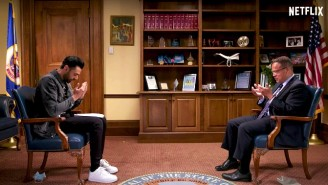 Hasan Minhaj Caught Up With Minnesota Prosecutor Keith Ellison To Talk About Justice For George Floyd