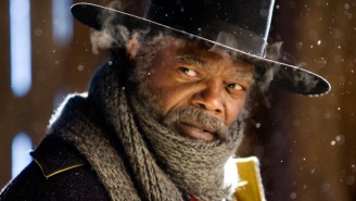 A Studio Executive Once Tried To Convince Quentin Tarantino To Release 'The Hateful Eight' On… iPhones