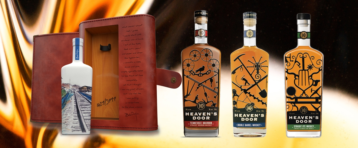 Expression Session — Tasting Four Whiskies In The Heaven's Door Portfolio
