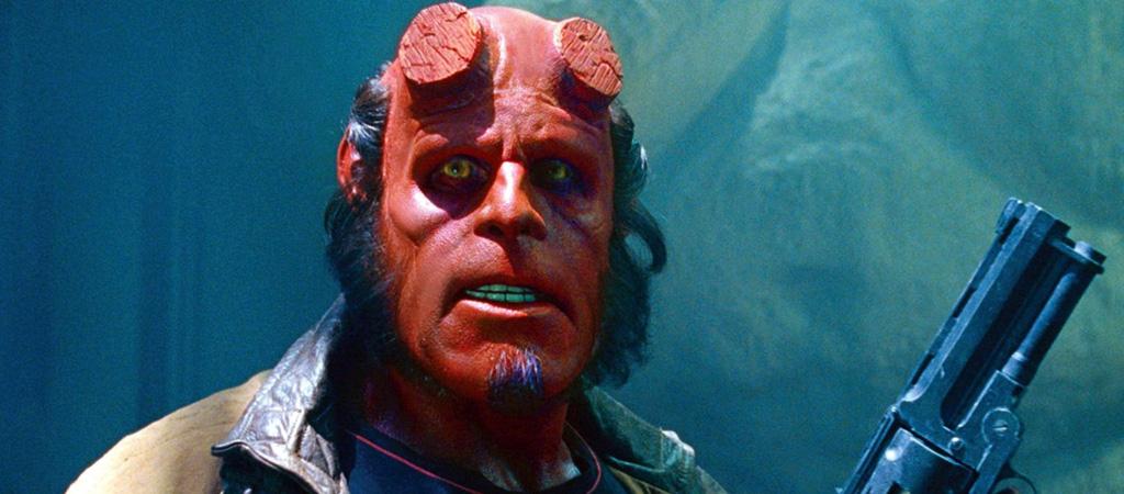 hellboy ron perlman