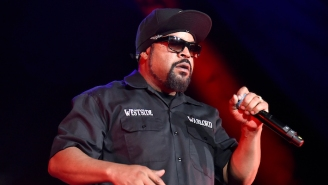 Ice Cube Defends His Work With The Trump Administration: 'I Didn't Run To Work With Any Campaign'