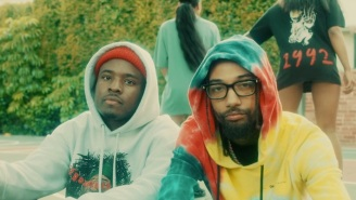 IDK And PnB Rock Share A Visual For Their 'IDK & Friends 2' Collaboration 'End Of Discussion'