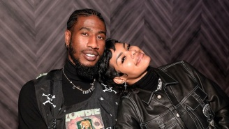 Teyana Taylor And Iman Shumpert Welcome Their Second Baby, Rue Rose
