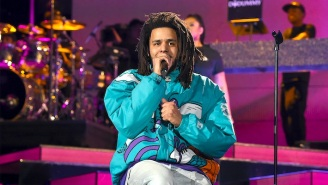 J. Cole Confirms His Rumored Fight With Diddy On 'Let Go My Hand' - Which Features Diddy