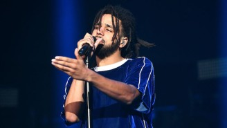 Dreamville Shares A Behind-The-Scenes Video With A New J. Cole Freestyle