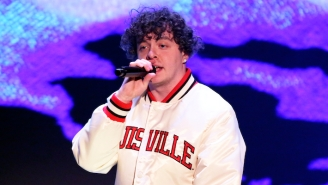 Jack Harlow Takes Over An Empty Arena To Perform 'What's Poppin' At The 2020 MTV VMAs