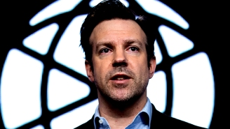 Jason Sudeikis On 'Tournament Of Laughs' And Forgetting About The Time He Punched Baby Yoda