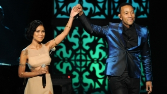 John Legend And Jhene Aiko Dance In The Moonlight On Their New Collab, 'U Move, I Move'