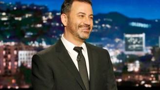 Jimmy Kimmel Apologizes For His 'Man Show'-Era Blackface Impression Of Karl Malone