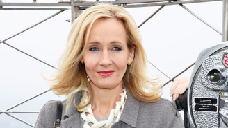 J.K. Rowling Is Under Fire For Making Controversial Remarks About Trans People On Twitter
