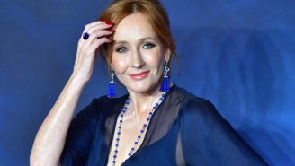 Even Amusement Parks Are Backing Away From J.K. Rowling After Her Recent Comments