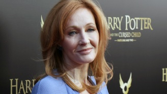Even Harry Potter Fan Sites Have Publicly Denounced J.K. Rowling Over Her Anti-Trans Comments