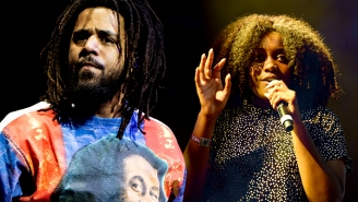 Here's Why Everybody Is Talking About J. Cole And Noname