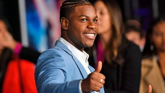 John Boyega Thanks Fans And Colleagues For Having His Back After His Emotional Black Lives Matter Speech