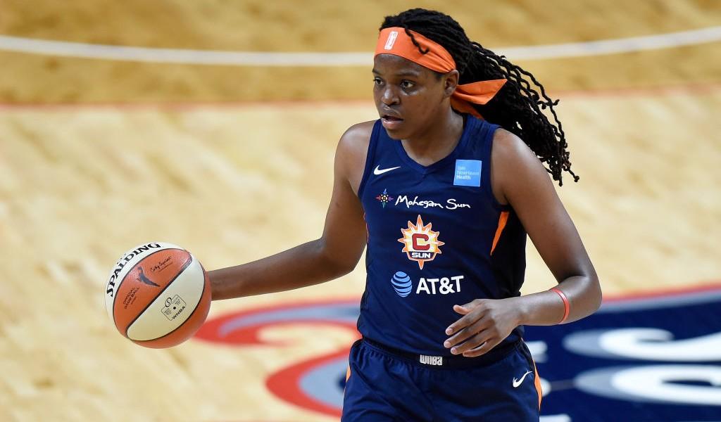 Jonquel Jones Will Not Play This WNBA Season Due To 'Health Concerns'