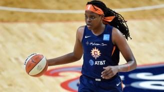 Sun Star Jonquel Jones Will Not Play This WNBA Season Due To 'Serious Health Concerns'