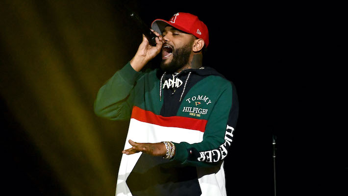 """Joyner Lucas -- """"Late To The Party"""" Feat. Ty Dolla Sign"""