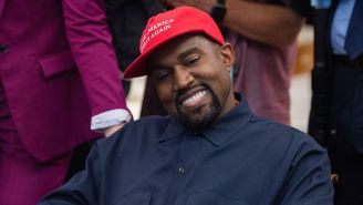 Kanye West Denies He's Being Paid To Help Donald Trump Get Re-Elected: 'I Got More Money Than Trump'