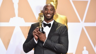 Kobe Bryant Is Being Honored With A Posthumous Emmy Award