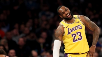 LeBron James Surprised A Fan After Jumping On A 2K Twitch Stream