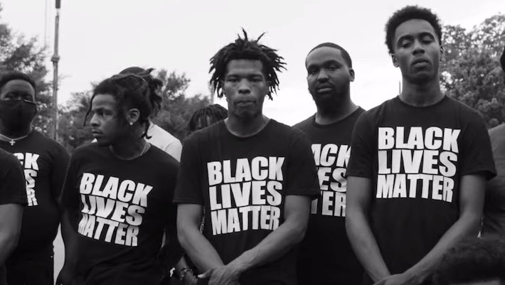 Lil Baby's 'Bigger Picture' Video Joins The Protest Movement