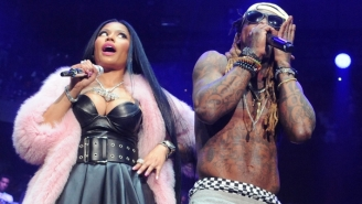 Nicki Minaj Talks Being A Woman In Rap, Social Media, And More With Lil Wayne On Young Money Radio