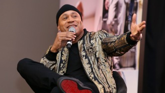 LL Cool J Launches A Website For Classic Hip-Hop Named For His Iconic Hit, 'Rock The Bells'
