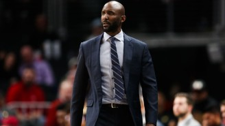Hawks Coach Lloyd Pierce Doesn't Feel Any 'Pressure Or Stress' About Possibly Getting Fired