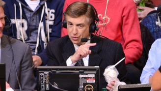 Marv Albert Will Not Travel To Orlando For The NBA Restart