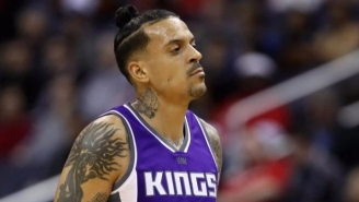 Matt Barnes Explained How Sports Helped Him Break Down Racial Barriers