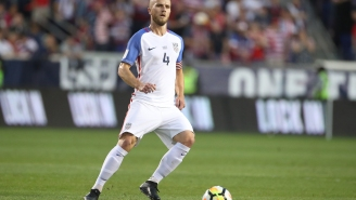USMNT Midfielder Michael Bradley Blasted Donald Trump For Being 'Completely Empty'