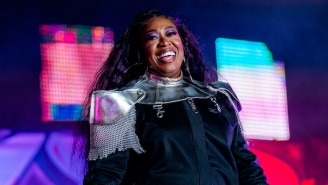 Missy Elliott Is Getting A Star On Hollywood's Walk Of Fame