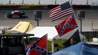 NASCAR Announced It Will Ban Confederate Flags From Events