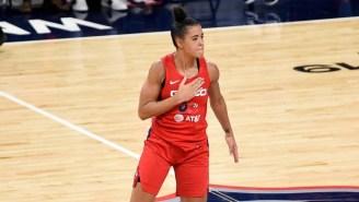 The Mystics' Natasha Cloud And LaToya Sanders Will Sit Out The 2020 WNBA Season