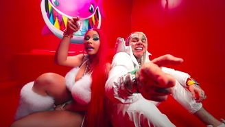Nicki Minaj And Tekashi 69 Call Out Rappers For Being 'Hypocritical' About Snitches