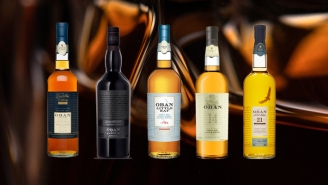 Expression Session — Tasting Five Whiskies In The Oban Portfolio
