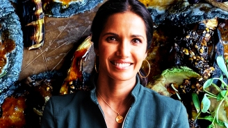 Padma Lakshmi On Immigration, Representation, And The Legacy Of Indigenous Food
