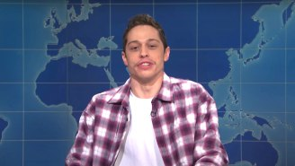Pete Davidson Has A New Answer For How Long He Plans To Stay On 'SNL'